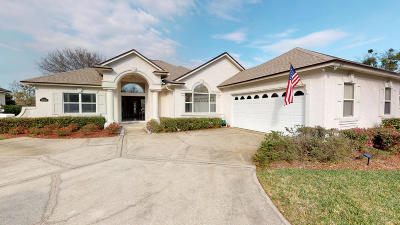 Green Cove Springs Single Family Home For Sale: 1654 Pebble Beach Blvd