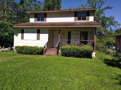 Jacksonville, Ponte Vedra Single Family Home For Sale: 2381 W 1st St