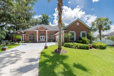St Augustine Single Family Home For Sale: 8715 Castaway Cove Ct