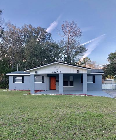 Jacksonville, Ponte Vedra Single Family Home For Sale: 5053 Portsmouth Ave