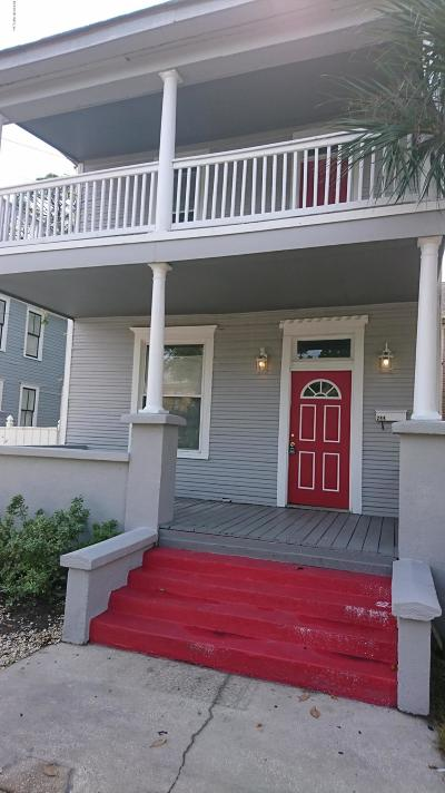 Jacksonville Single Family Home For Sale: 244 W 6th St