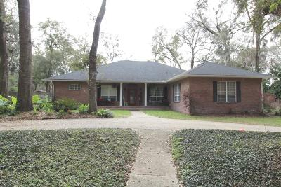 Clay County Single Family Home For Sale: 7723 Beachview St