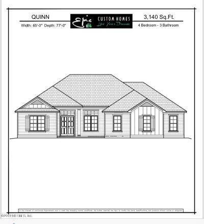 Jacksonville Single Family Home For Sale: River Enclave Ln