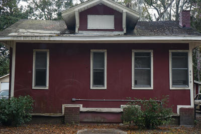 Jacksonville Single Family Home For Sale: 4916 Silver St