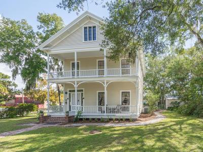 Fernandina Beach Single Family Home For Sale: 102 10th St