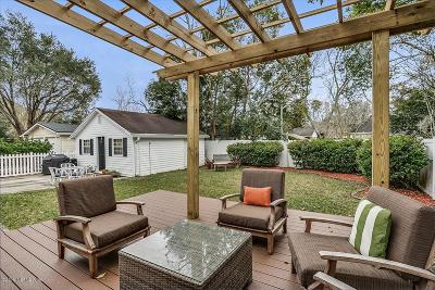 Jacksonville Single Family Home For Sale: 2579 Pineridge Rd