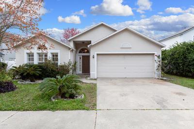 Jacksonville Single Family Home For Sale: 1802 Nettington Ct