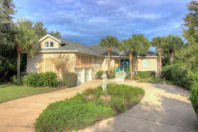 Fernandina Beach Single Family Home For Sale: 96224 Marsh Lakes Dr