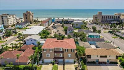 Jacksonville Beach Townhouse For Sale: 1717 2nd St #B