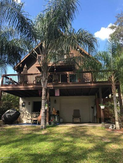 Single Family Home For Sale: 283 Sisco Rd