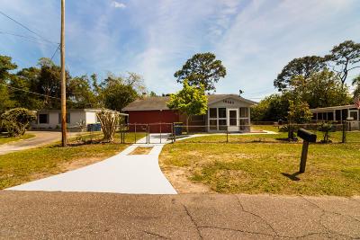 Jacksonville Single Family Home For Sale: 10441 Pinehurst Dr