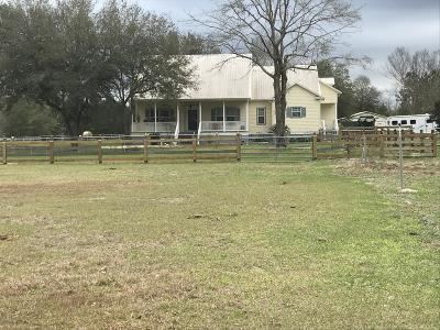 Clay County Farm For Sale: 545 County Rd 217