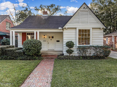 Jacksonville Single Family Home For Sale: 2786 Riverwood Ln