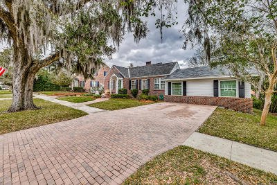 Jacksonville Single Family Home For Sale: 2731 Green Bay Ln