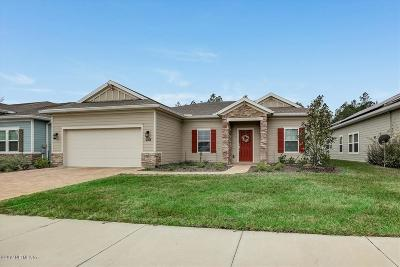 Single Family Home For Sale: 7038 Longleaf Branch Dr