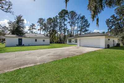 Green Cove Springs Single Family Home For Sale: 248 Bush Ct