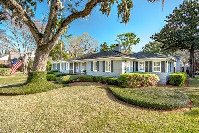 Ortega Single Family Home For Sale: 4771 Apache Ave