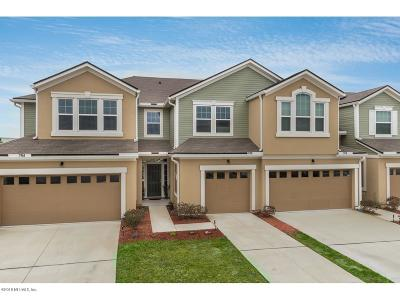 Orange Park, Fleming Island Townhouse For Sale: 788 Grover Ln