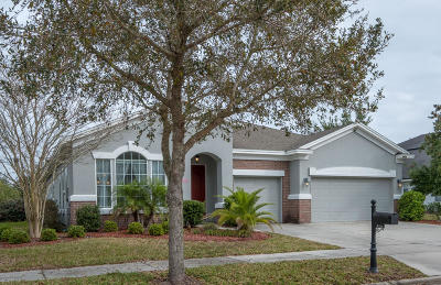 Single Family Home For Sale: 6351 Green Myrtle Dr