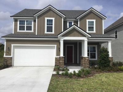 St. Johns County Single Family Home For Sale: 254 Willowlake Dr