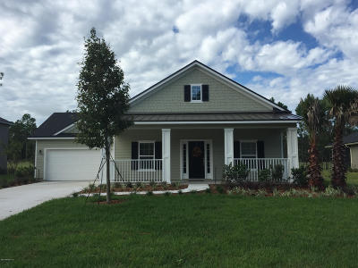 St. Johns County Single Family Home For Sale: 454 Willowlake Dr