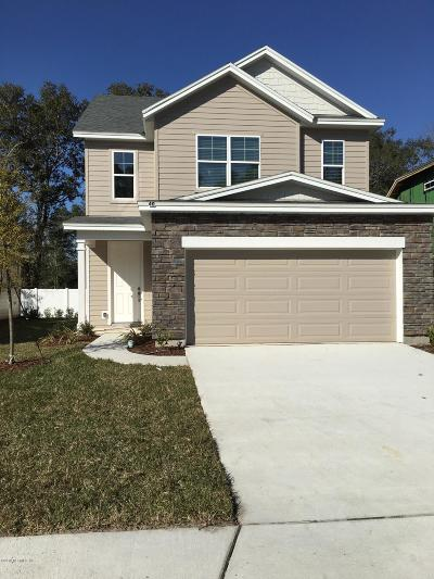 Single Family Home For Sale: 40 Moultrie Creek Cir