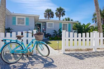 Jacksonville Beach Single Family Home For Sale: 32 32nd Ave S