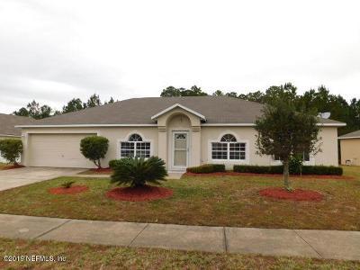Jacksonville Single Family Home For Sale: 2157 Austin Creek Rd