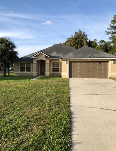 Jacksonville Single Family Home For Sale: 10935 Acorn Park Ct