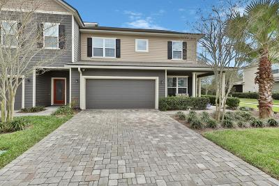 Ponte Vedra Beach Townhouse For Sale: 45 Magnolia Creek