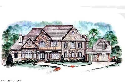 Jacksonville Single Family Home For Sale: 2 Aladdin Rd