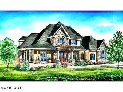 Jacksonville Single Family Home For Sale: 1 Aladdin Rd