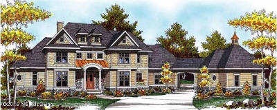 Jacksonville Single Family Home For Sale: Aladdin Rd