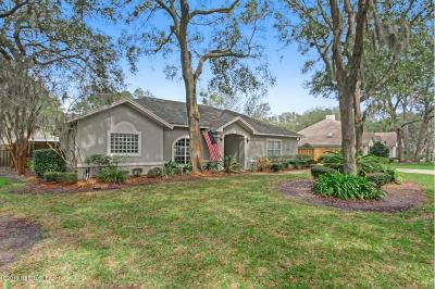 Neptune Beach Single Family Home For Sale: 2007 Marye Brant Loop S