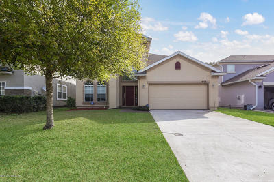 Green Cove Springs Single Family Home For Sale: 3367 Turkey Creek Dr