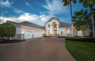 Ponte Vedra Beach Single Family Home For Sale: 124 Clearlake Dr