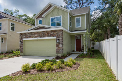 Single Family Home For Sale: 27 Moultrie Creek Cir
