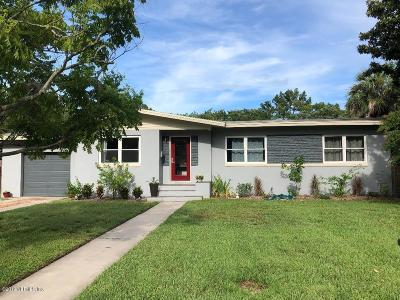Davis Shores Single Family Home For Sale: 111 Coronado St