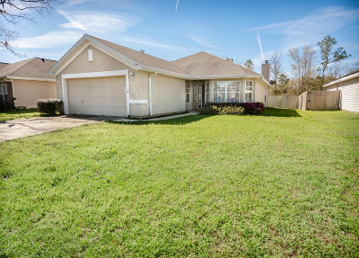 Macclenny Single Family Home For Sale: 5526 Huckleberry Trl S