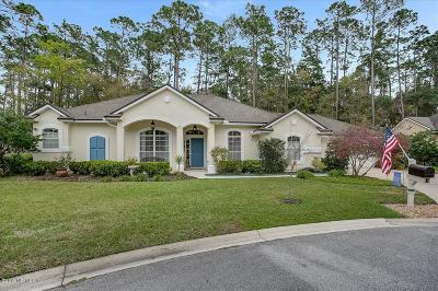 Fleming Island Single Family Home Contingent Take Backup: 1661 Fairway Ridge Dr