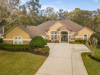 Jacksonville Single Family Home For Sale: 10378 Cypress Lakes Dr