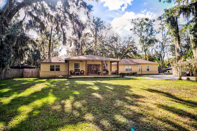 Single Family Home For Sale: 3454 Lullwater Ln