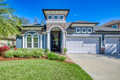 Ponte Vedra Single Family Home For Sale: 46 Senegal Dr