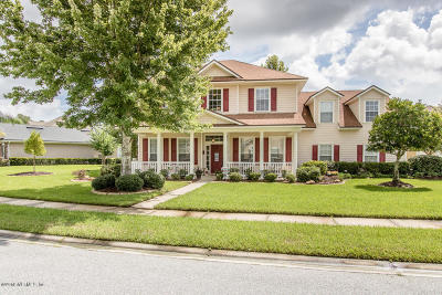Fleming Island Single Family Home For Sale: 1925 Hickory Trace Dr