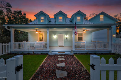 Fernandina Beach Single Family Home For Sale: 1438 Lewis St