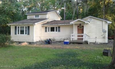 Single Family Home For Sale: 233 Knight Boxx Rd
