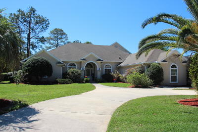 Jacksonville Single Family Home For Sale: 7936 Vineyard Lake Rd N