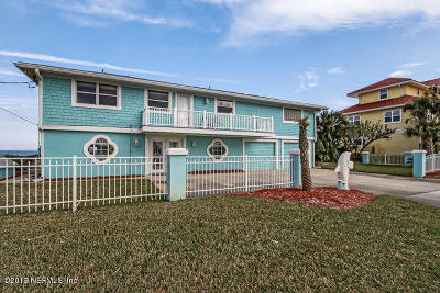 Single Family Home For Sale: 2631 S Ponte Vedra Blvd