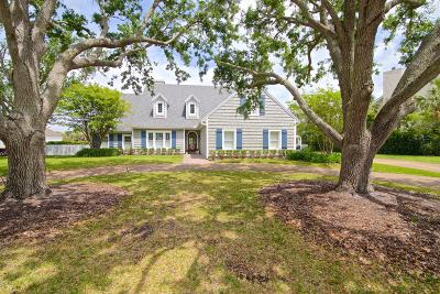 Single Family Home For Sale: 557 Le Master Dr