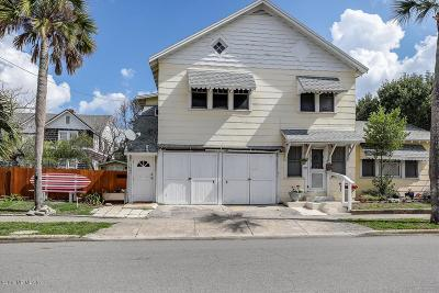 Neptune Beach Multi Family Home For Sale: 1405 1st St